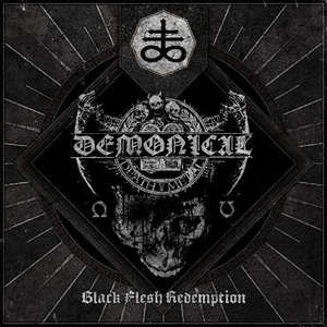 Demonical - Black Flesh Redemption - LP