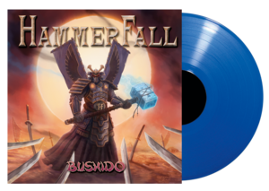 HammerFall - Bushido - Blå 7