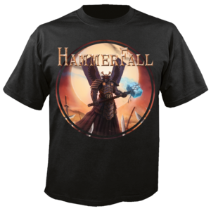 HammerFall - Bushido - t-shirt