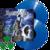 HammerFall - rEvolution - Blue LP