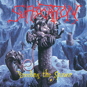 Suffocation - Breeding The Spawn - LP