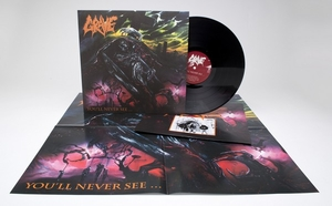Grave - You ll Never See - LP