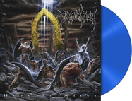 Immolation - Here In After - Blå LP