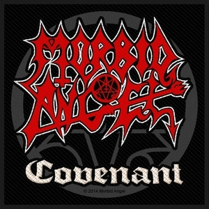 Morbid Angel - Covenant - patch