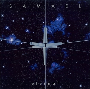 Samael - Eternal - Blå LP