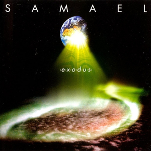 Samael - Exodus - Green LP