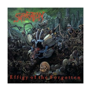 Suffocation - Effigy Of The Forgotten - LP