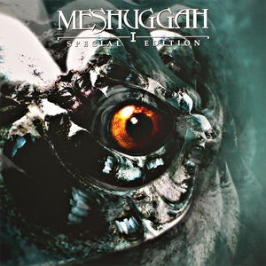 Meshuggah - I - Orange LP
