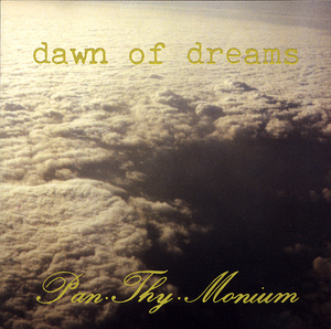 Pan Thy Monium - Dawn Of Dreams - Blue LP