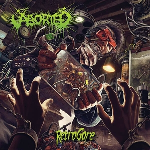 Aborted - Retrogore - LP-CD