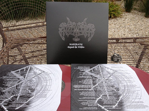 Enslaved - Mardraum - Beyond The Within - Röd LP