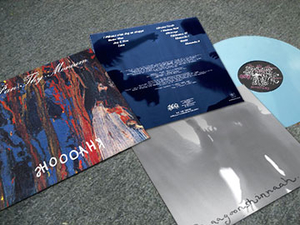 Pan Thy Monium - Khaooohs - Blue LP