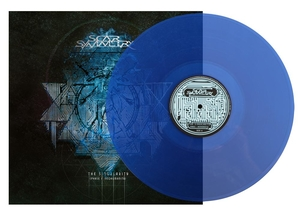 Scar Symmetry - The Singularity - Blå LP