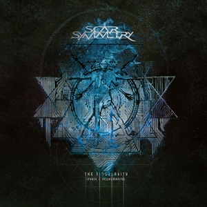Scar Symmetry - The Singularity - Blue LP