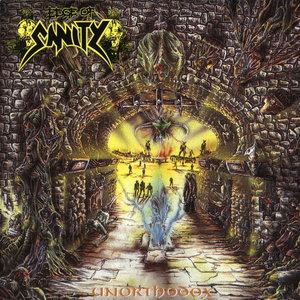Edge Of Sanity - Unorthodox - Yellow LP