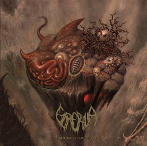 Gorephilia - Embodiment Of Death - LP