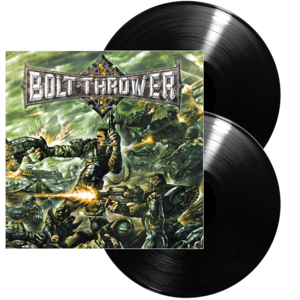 Bolt Thrower - Honour - Valour - Pride - LP