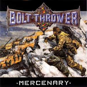 Bolt Thrower - Mercenary - LP