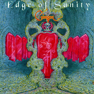 Edge Of Sanity - Crimson I - II - Grön LP