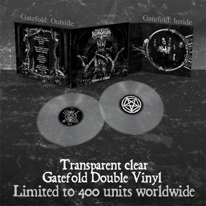 Necrophobic - Womb Of Lilithu - Clear LP