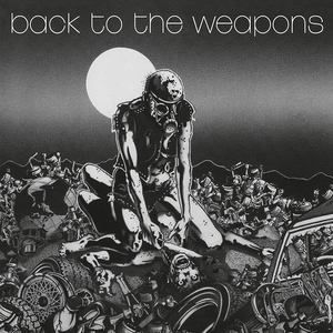 Living Death - Back To The Weapons - LP