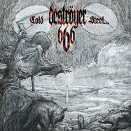 Deströyer 666 - Cold Steel For An Iron Age - Röd LP