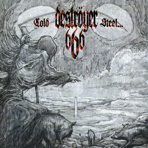Deströyer 666 - Cold Steel For An Iron Age - Red LP