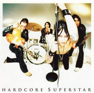 Hardcore Superstar - Thank You - CD