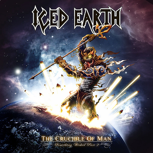 Iced Earth - The Crucible Of Man - LP