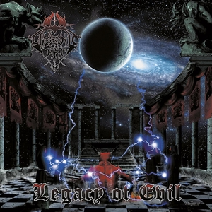 Limbonic Art - Legacy Of Evil - LP