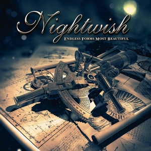 Nightwish - Endless Forms Most Beautiful - Blå - 10