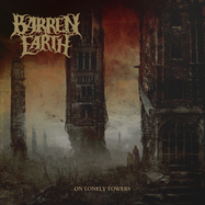 Barren Earth - On Lonely Towers - LP