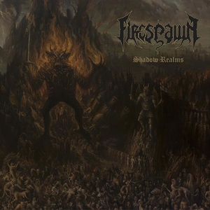 Firespawn - Shadow Realms - LP-CD