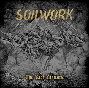 Soilwork - The Ride Majestic - Clear LP