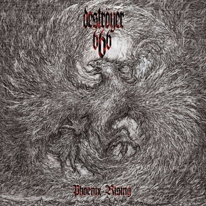 Deströyer 666 - Phoenix Rising - Red LP