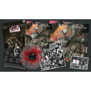 Protector - Golem - Splatter LP