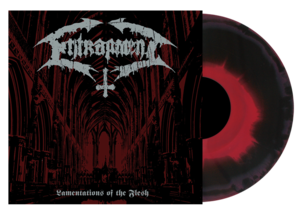 Entrapment - Lamentations Of The Flesh - Swirl LP