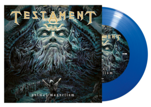Testament - Animal Magnetism - Blå 7