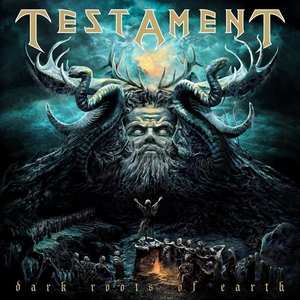 Testament - Dark Roots Of Earth - Green LP