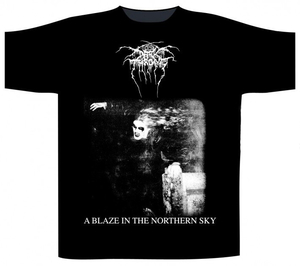 Darkthrone - A Blaze In The Northern Sky - t-shirt