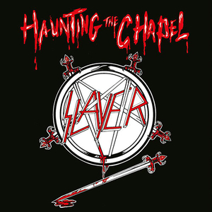 Slayer - Haunting The Chapel - Red LP