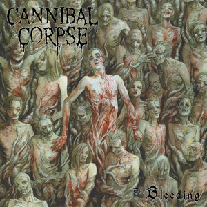 Cannibal Corpse - The Bleeding - Skin-colored LP
