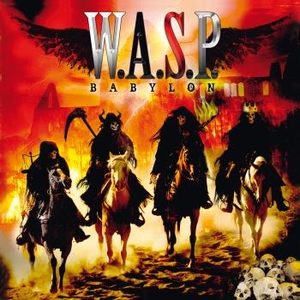 WASP - Babylon - LP