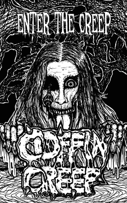 Coffin Creep - Enter The Creep - cassette
