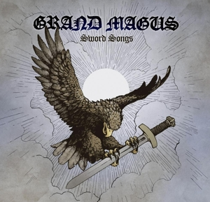 Grand Magus - Sword Songs - Vit LP