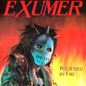 Exumer - Possessed By Fire - LP