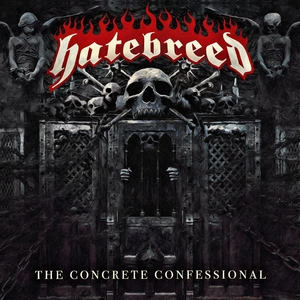 Hatebreed - The Concrete Confessional - Clear LP