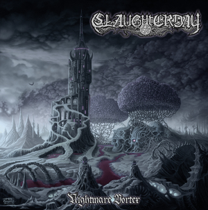 Slaughterday - Nightmare Vortex - LP