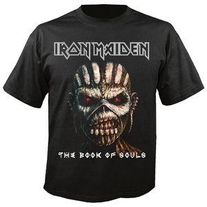 Iron Maiden - The Book Of Souls - t-shirt