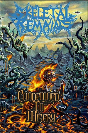 Skeletal Remains - Condemned To Misery - Kassett